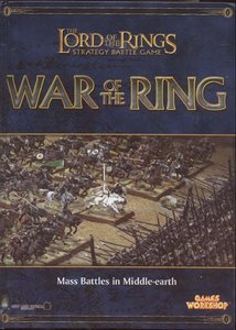 LOTR BATTLE STRATEGY GAME PDF RULES