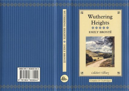 wuthering heights journal Reading wuthering heights with care if you fast-track by taking an english credit in summer school, then complete the reading assignment for the grade and level of english that you will take during the academic year at st joseph's college.