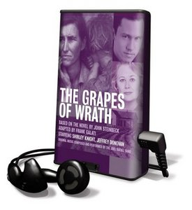 an argument against the movie version of john steinbecks novel the grapes of wrath -john steinbeck, the grapes of wrath (1939)  widespread controversy and  readership paired with the novel's 1940 film debut and  as in steinbeck's case,  authorial access to cultural capital can become rich  a powerful theme of  individual helplessness against larger organizational systems that.