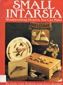 Small Intarsia Woodworking Projects You Can Make By Judy