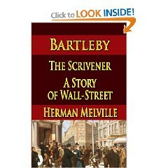 herman melville short story bartleby the scrivener essay