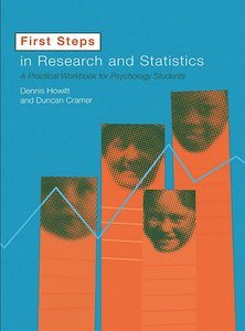 First Steps In Research And Statistics A Practical