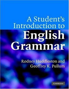 english grammarquot cambridge university press 2005 isbn 0521612888