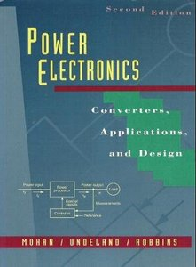 power electronics converters applications and design pdf