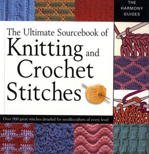 Crochet Stitches Book Free Download : ... Sourcebook of Knitting and Crochet Stitches - Free eBooks Download