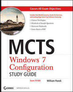 Mcts 70-680 study guide