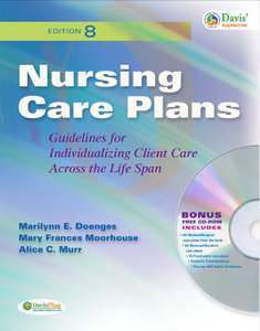 Nursing Care Plans: Guidelines for Individualizing Client Care Across