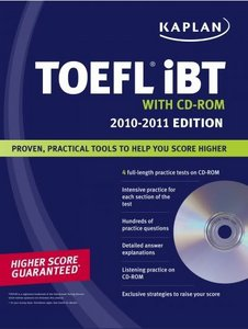 Kaplan TOEFL iBT 2010-2011 - Free eBooks Download
