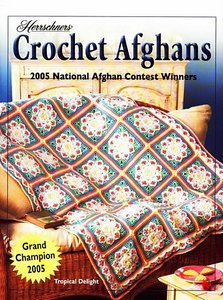 Book | Crochet Afghan Pattern