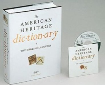 american heritage dictionary 4th edition free download
