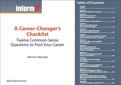 Common Sense Questions Career-Changer's Che...