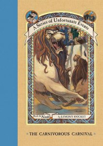 A Series of Unfortunate Events #9: The Carnivorous Carnival - Free ...
