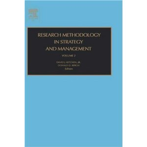 management research methodology These 120 articles have been carefully selected to capture the current methodological variations in business and management research and to highlight the important.