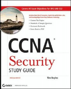 CCNA Security Study Guide: Exam 640-553 free download