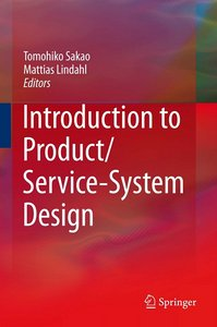 Introduction to Product/Service-System Design free download