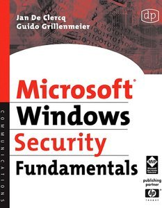 Microsoft Windows Security Fundamentals: For Windows 2003 SP1 and R2 free download