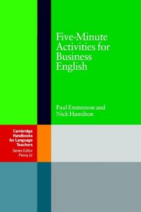 Five-Minute Activities for Business English free download