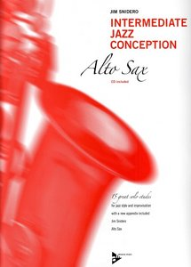 Jim Sniderno - Intermediate Jazz Conception (Alto Sax) free download