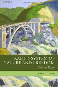 Kant's System of Nature and Freedom: Selected Essays free download