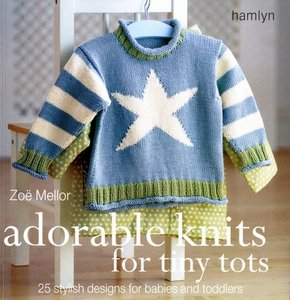 Adorable Knits for Tiny Tots: 25 Stylish Designs for Babies and Toddlers free download