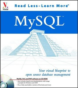 MySQL: Your visual blueprint for creating open source databases free download
