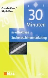 30 Minuten für effektives Suchmaschinenmarketing free download