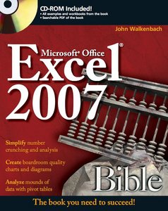 Excel 2007 Bible free download