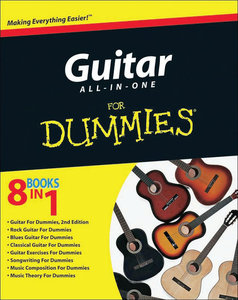 Guitar All-in-One For Dummies free download