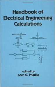 Handbook of Electrical Engineering Calculations free download