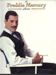 Freddie Mercury - The Album (piano/vocal/guitar) free download