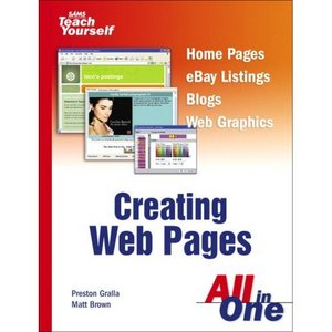Sams Teach Yourself Creating Web Pages All in One free download