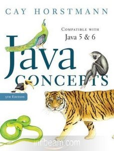 Java Concepts for Java 5 and 6, 5 Edition free download