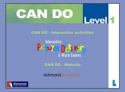 Can do level 1 (Picture Dictionary) free download