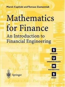 Mathematics for Finance: An Introduction to Financial Engineering free download