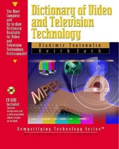 Dictionary of Video and Television Technology free download