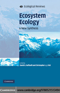 Ecosystem Ecology: A New Synthesis (Ecological Reviews) free download