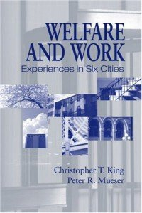 Welfare And Work: Experiences In Six Cities free download