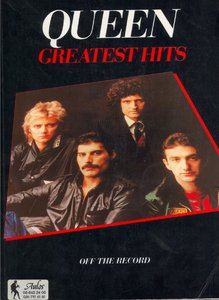 Queen - Greatest Hits 1 [Off The Record] Full Band Score free download