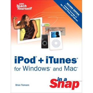 iPod   iTunes for Windows and Mac in a Snap free download