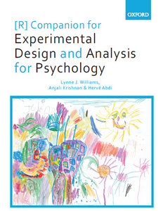 Experimental Design Analysis for Psychology free download