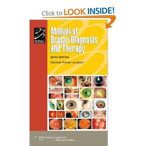 Manual of Ocular Diagnosis and Therapy free download