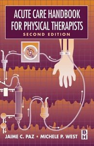 Acute Care Handbook for Physical Therapists, 2 Edition free download