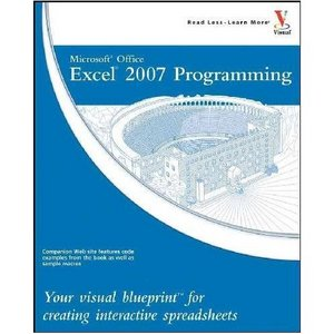 Microsoft Office Excel 2007 Programming free download