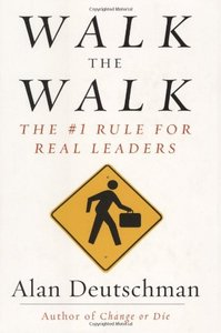 Walk the Walk: The #1 Rule for Real Leaders free download