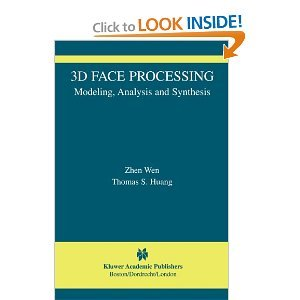 3D Face Processing: Modeling, Analysis and Synthesis free download