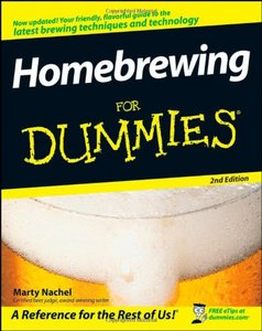 Homebrewing For Dummies free download