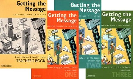 Getting the Message Series ?A Reading Course for Schools ?Levels 1-2-3 (1995) free download