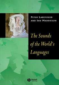 The Sounds of the World's Languages free download
