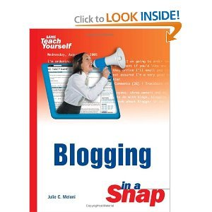 Blogging in a Snap (Sams Teach Yourself) free download