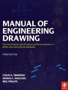 Manual of Engineering Drawing, Third Edition free download